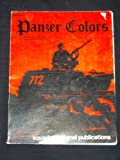 Panzer Colors, Bruce Culver, 0897470575