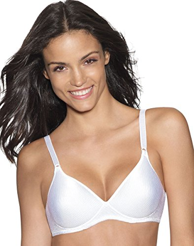 Hanes Womens Fully Padded Wirefree (Hanes Padded Bras)