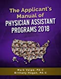 #2: The Applicant's Manual of Physician Assistant Programs