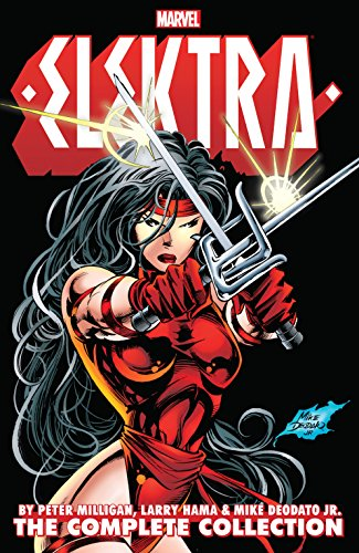 Elektra by Peter Milligan, Larry Hama, & Mike Deodato Jr.: The Complete Collection (Elektra (1996-1998))