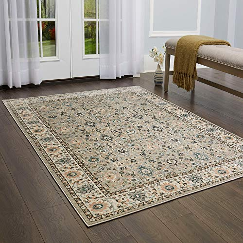 Home Dynamix SBCJuliet_ 3ft10in X 5ft2in_8626-45 Juliet Praire Area Rug 3'10