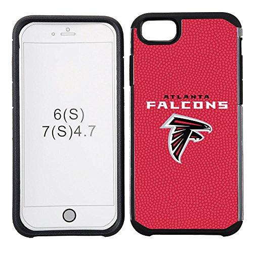- NFL Atlanta Falcons Football Pebble Grain Feel iPhone 7 Case