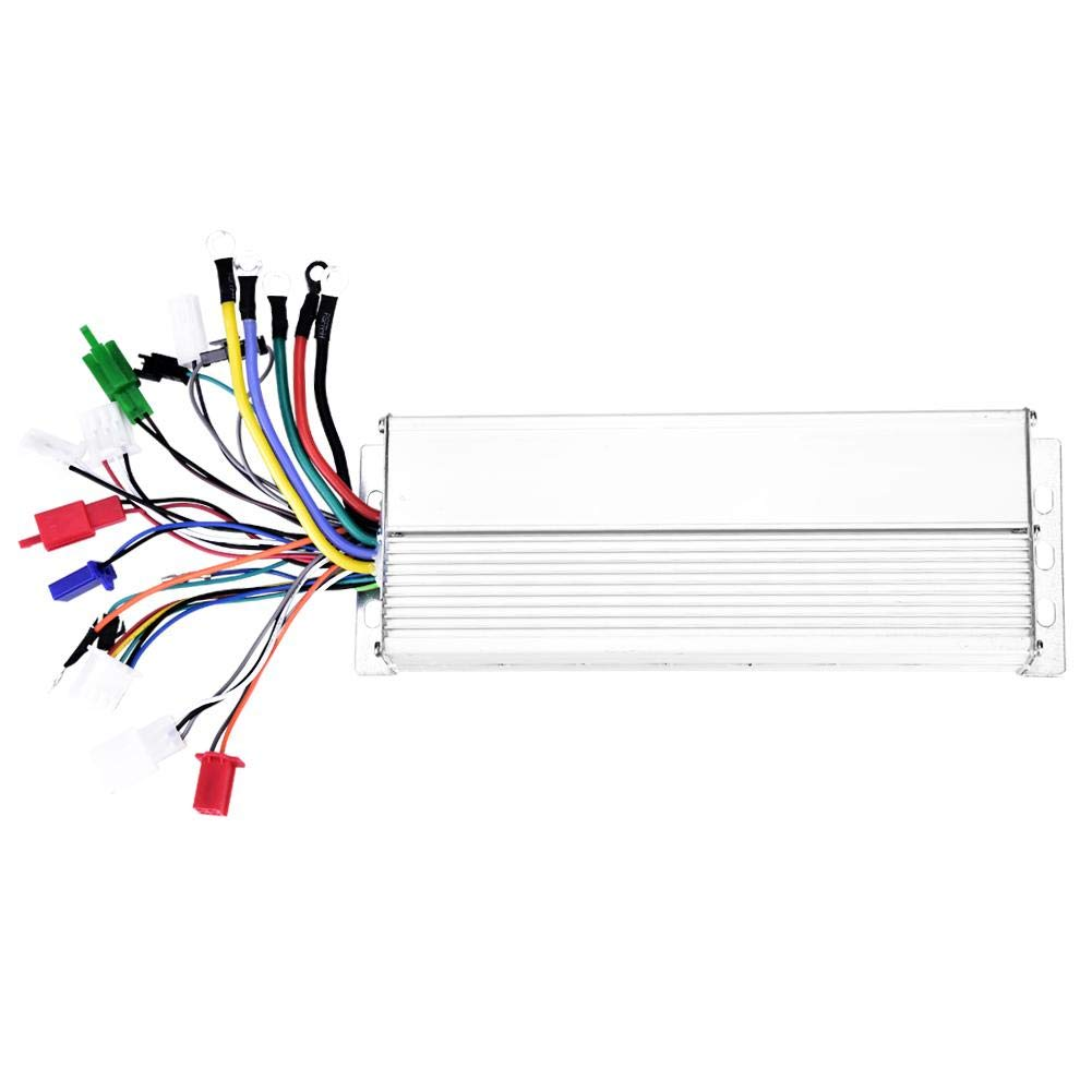 VGEBY 36V/48V1500W Electric Bicycle Speed Motor Controller Brushless Aluminum Alloy Motor Sine Wave Controller