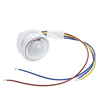 Security & Protection 360 Infrared Pir Motion Sensor Switch With Time Delay For Led Ceiling Light 12v Temperature Compensation Human Infrared Sensor