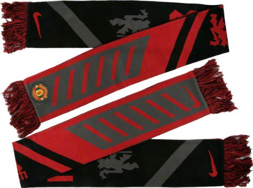 ナイキ マンチェスターユナイテッド スカーフ   B005A4WXSI