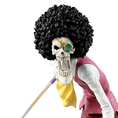 Banpresto One Piece Stampede: Brook Ichiban Kuji Figure: Toys & Games