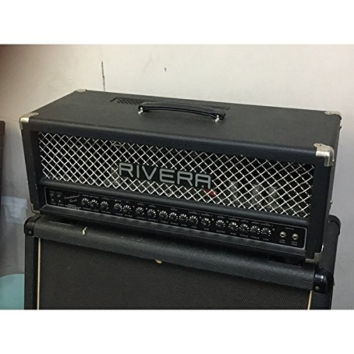 RIVERA KR100 Knuckle Head Reverb 中古品 フットスイッチ FS-9 付属 B076FX7RBJ