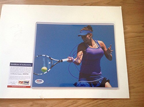 fan products of Julia Goerges Signed Photo - SEXY 8x10 D - PSA/DNA Certified - Autographed Tennis Photos