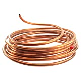 "1/2"" Flexible Copper Tubing - 20' Length"
