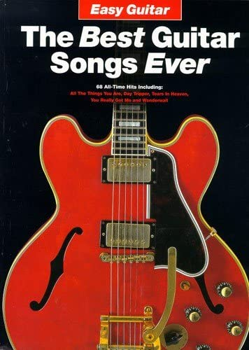 The Best Guitar Songs Ever. For Tablatura de guitarra (con el cifrato de acordes)