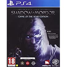 Middle-Earth: Shadow of Mordor GOTY (PS4) by Warner Bros