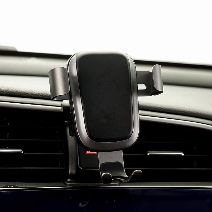 KUST Phone Holder for Civic Honda,Wireless Charging Air Vent Adjustable  Phone Holder,Car Vents Holds Mount for Civic 2016 2017 2018,Car Phone Mount