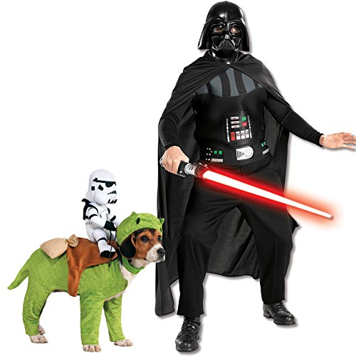 Star Wars 3: Darth Vader Adult Costume Bundle Set ()