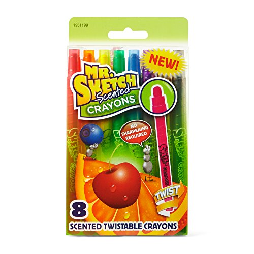 Mr Sketch Scented Twistable Assorted product image