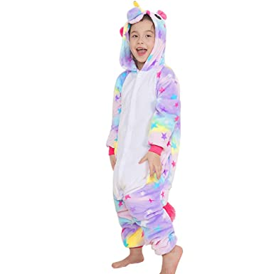 fc1b504179a7b Yansion Licorne Onesies Pyjamas