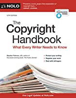 What copyright law protects....and doesn'tNo writers like to see their hard work or creativity copied by others - or to be accused of copying. Fortunately, The Copyright Handbook provides everything you need to protect yourself! Find inform...