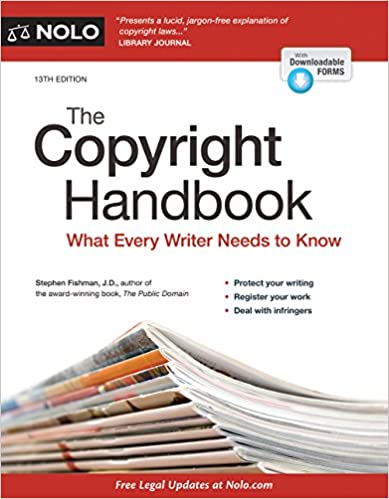 Copyright handbook the what every writer needs to know kindle copyright handbook the what every writer needs to know kindle edition by stephen fishman reference kindle ebooks amazon fandeluxe Choice Image