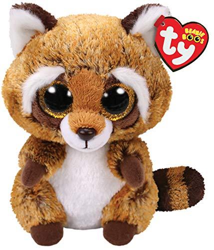 Ty Beanie Boo - 36941 - Rusty The Raccoon -