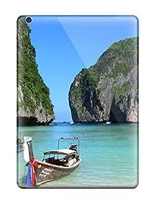 5027720K26237165 New Premium Flip Case Cover Thailand Holidays Glamorous Night Skin Case For Ipad Air