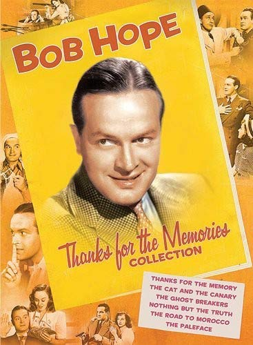 (Bob Hope: Thanks for the Memories Collection (Thanks for the Memory / The Cat and the Canary / The Ghost Breakers / Nothing but the Truth / The Road to Morocco / The Paleface))