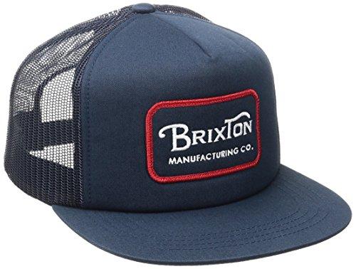 Grade Brixton marino rojo Cap Hombre y Azul Mesh Z5ZxvwO