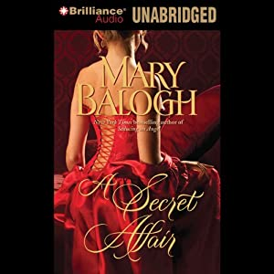 A Secret Affair Audiobook