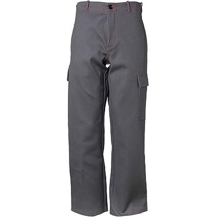 Planam 1743042 soldador/calor – Pantalón de trabajo 500 G/m² talla 42 en