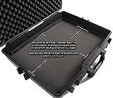 Casematix 15.6 to 17 inch Waterproof Laptop Hard