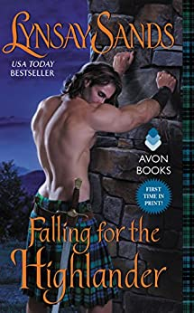 Falling for the Highlander by [Sands, Lynsay]