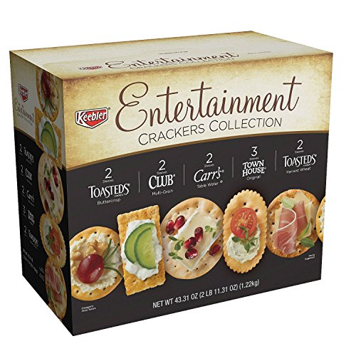 Keebler Entertainment Crackers Collection (43 (Entertainment Crackers)