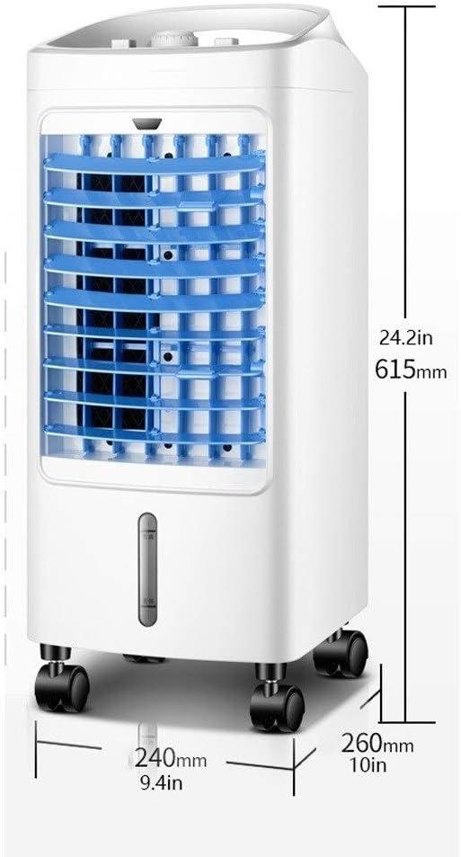 Wyhgry Refrigerador De Aire Portátil, Purificador De Humidificador ...