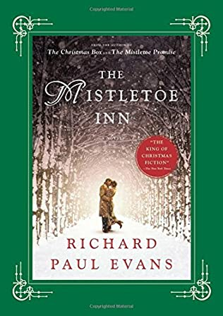 book cover of The Mistletoe Inn