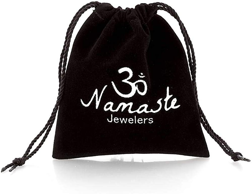 Namaste Jewelers Good Luck Red Cherries Pendant Necklace Pewter Jewelry