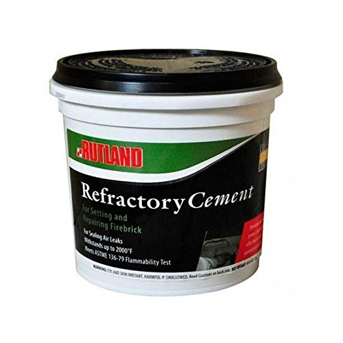 Premixed Refractory Cement - 9