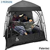 EasyGoProducts CoverU Sports Shelter –Weather Tent Pod –Patented