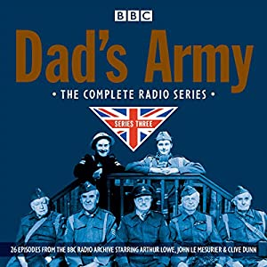 Dad's Army: Complete Radio Series 3 Radio/TV Program