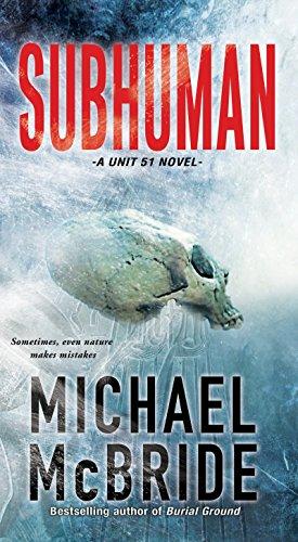 Image of Subhuman (A Unit 51 Novel)