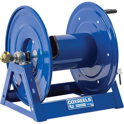 Coxreels Pressure Washer Hose Reel -3000 PSI, 300ft. x 1/2in. Capacity, Model# 1125-4-200-BVXX by Coxreels