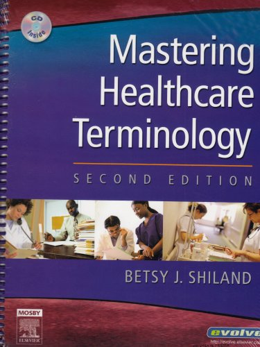Medical Terminology Online for Mastering Healthcare Terminology (Access Code and Textbook Package)