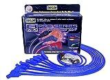 Taylor Cable 76632 Spiro-Pro Spiro-Wound Core Blue Spark Plug Wire Set