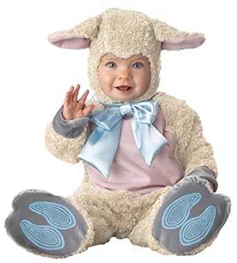 Little Baby Lamb Costume - 18 Months - 2T