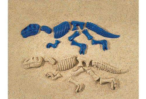 Dinosaur Bones Sand Mold Set (10 Pcs. Set)]()