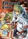 Element Line, Tome 1 par Takizaki