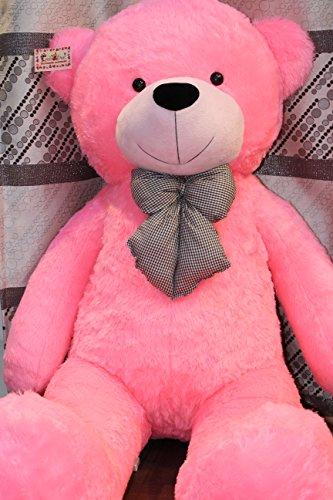 Red Teddy Bear 5 Feet, 5 Feet Teddy Bear Amazon Cheap Toys Kids Toys