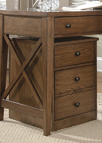 Liberty Furniture INDUSTRIES 382-HO146 Hearthstone Cabinet, 16
