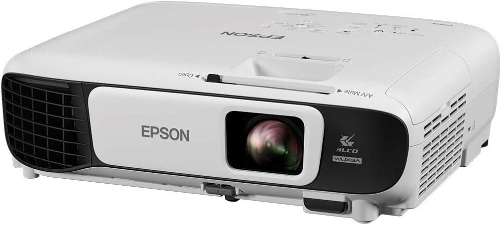 Epson EB-U42 - Proyector (3600 Lúmenes ANSI, 3LCD, 1080p ...