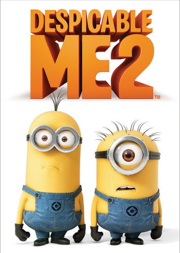 Two Guys And A Girl Halloween 2 (Despicable Me 2)