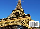 Paris Guest Book: Lined 400+ Spaces Option: Honeymoons, Holidays, Vacations, Funerals, Baby Showers, Birthdays, Anniversaries, Christenings, Weddings, ... messages. (Gifts & Accessories) (Volume 11)