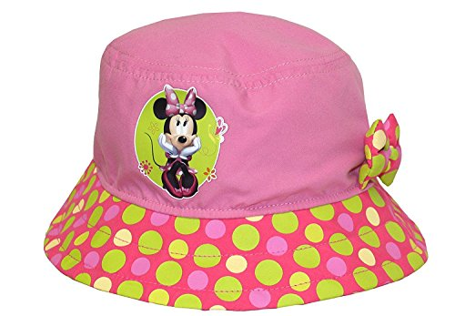 Price comparison product image Disney Toddler Preschool Backpack (Minnie Sun Hat)