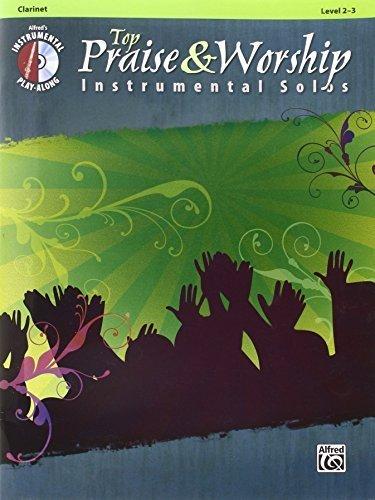 Solos Worship Trombone - Top Praise & Worship Instrumental Solos: Trombone (Book & CD) (Top Praise & Worship Instrumental Solos: Level 2-3) by Staff, Alfred Publishing (2010) Paperback